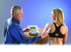 The physiotherapeutic combined device of an