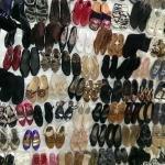Взуття, сумки і ремні секон хенд з Великобританії.