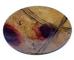 Тарелка Венецианский Карнавал, из муранского
