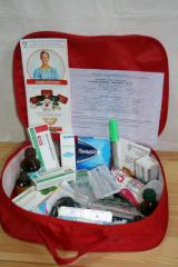 First-aid kit office (5-10 people)