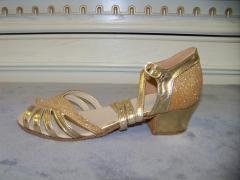 Туфли детские для танцев модель №53