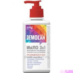 Demolang forte 3 in 1 soap of 300 ml (GF) 662855