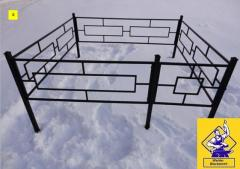 Оградка модель 4