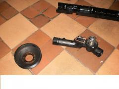 Pulley of M52 of the crankshaft, pump