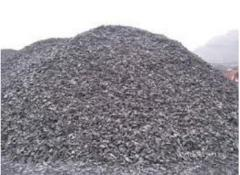 Crushed stone granite fraction of 5-20 mm of the