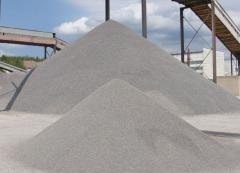 Crushed stone granite fraction of 20-40 mm