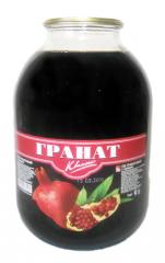 70% natural garnet juice