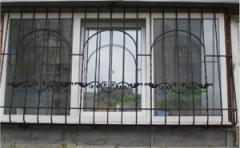 Решетки оконные с Днепропетровска, ограждения и