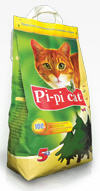 """Fillers for cat's toilets of """"Pi-pi"""