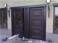 Двери металлические для офиса и дома с