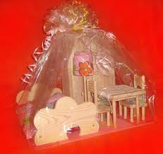 Packaging polyethylene just for decoration,