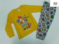 Пижама для мальчика 1-4 лет.