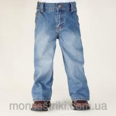 Джинсы для мальчика 12-18, 18-24 месяца