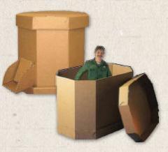 Тара для крупногабаритных товаров и тяжелых грузов