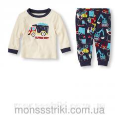 Пижама для мальчика 9-12 месяцев