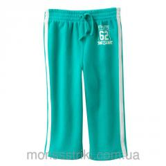 Спортивные штаны на флисе 18, 24 месяца