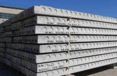 Плиты дорожные бетонные ЖБИ