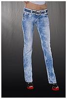 Джинсы женские оптом, купить женские джинсы в