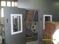 Equipamento frigorífico para industria alimentícia