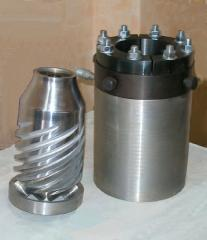 Head pipe extrusive G45 and G45S