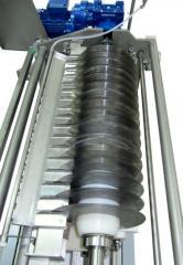 Mechanical longitudinal cutters