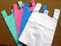 Packages and plastic bags of any sizes (Packaging