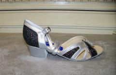 Кожаные туфли для танцев 2203
