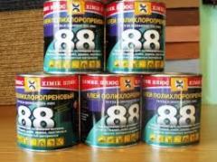All-purpose polikhloroprenovy adhesive 88 2.3kg