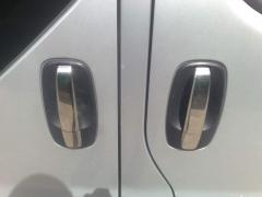 Overlays for handles of doors of a car of Vivaro,