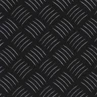 Car mat black strip