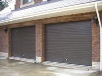 Gate are garage, garage gate