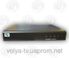 H.264 Видеорегистратор 8-канальный