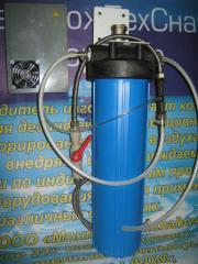 Установка очистки воды для пищеблоков
