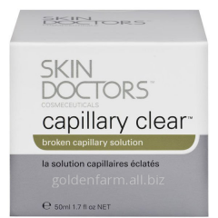Capillary Clergy face Cream multifunction from the
