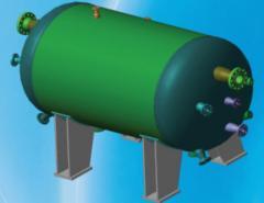 Separator gravitational CH12,5-3,0-1600 for