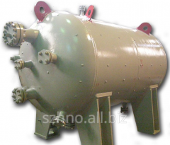 SN12,5-3,0-1600 gravity separator to remove from the gas stream and the fine film of liquid with mechanical impurities