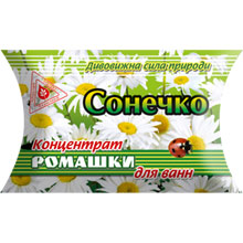 SUNSHINE concentrate Chamomile 657,780 450 g