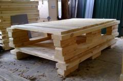Container wooden