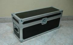 Reki, n-cases, flight cases, wardrobe trunks,