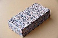 Emelyanovk's stone blocks sawn