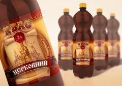 Квасной напиток на зерновой основе ТМ Слободской