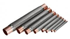 Vibroquenchers of 10 mm – 76 mm, it is long 21 cm