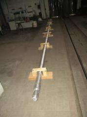Screw of two-way 9310 mm