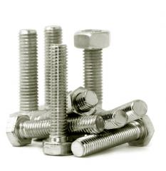 Bolts are corrosion-proof