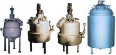 Vacuum cookers of BAB-0.25, BAB-0.4, BAB-1,0