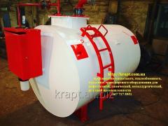 Резервуары для хранения и отпуска топлива