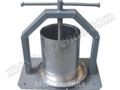 Пресс ручной механический 8,5 л (код R-99)