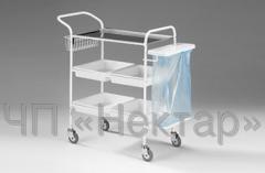 Многофункциональные медицинские тележки WZ-01,