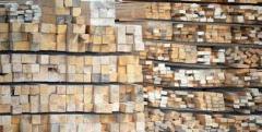 Брус деревянний ціна за куб