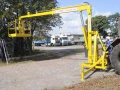 Basket load-lifting garden KGS-300